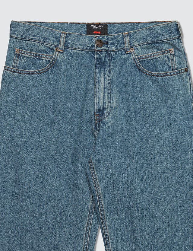 Calvin Klein 205W39NYC Cotton Denim