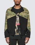 Rhude Camo Track Jacket Picture
