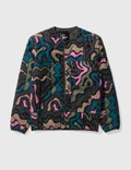By Parra Gem Stone Pattern Quilted Jacket Picture