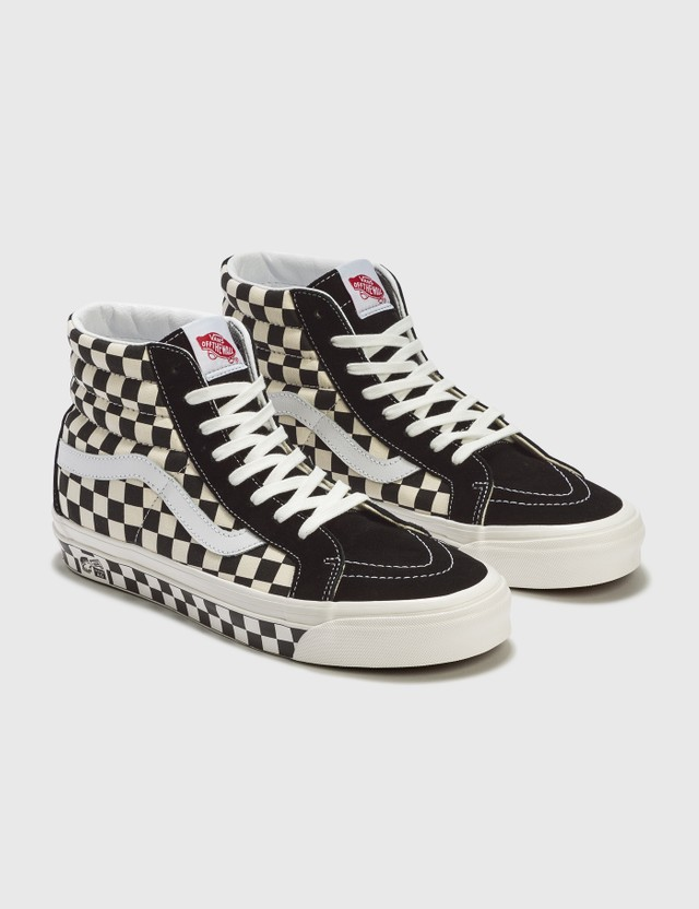 Vans SK8-Hi 38 DX (anaheim Factory) Og Black/og Checker Combo Men
