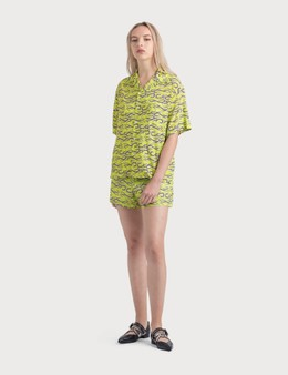 Ashley Williams Tropic Shorts