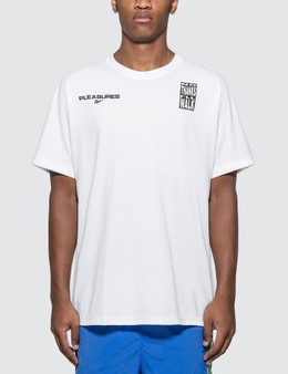 Reebok Pleasures x Reebok Vector T-shirt
