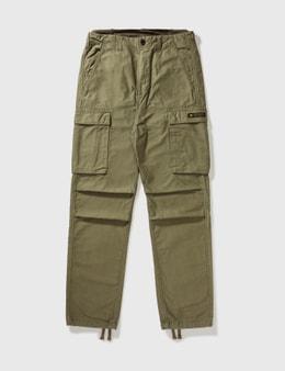 NEIGHBORHOOD Neighborhood Mdns Mil-bdu Solid Cargo Pants