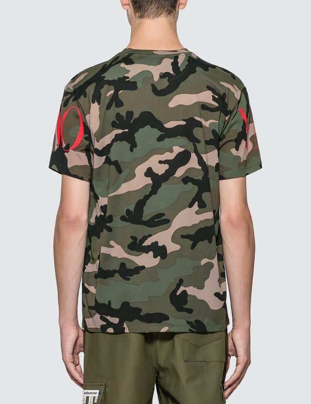 Valentino Camo T-Shirt
