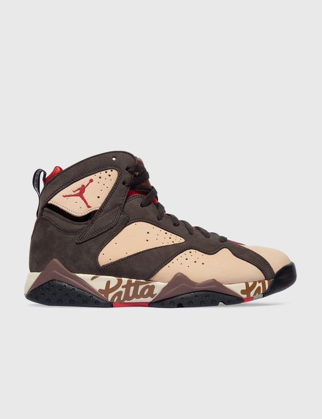 Jordan Brand Patta x Air Jordan 7 Retro OG SP 'Shimmer' Brown Archives