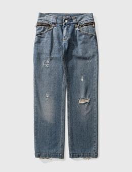 Dolce & Gabbana Dolce & Gabbana Washed Jeans