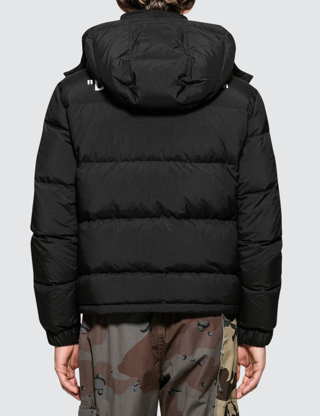 Off-White Quote Puffer