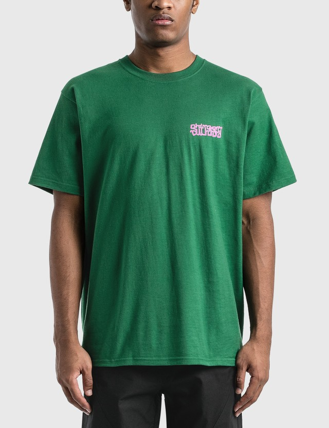 Stussy Gambit T-Shirt Dark Green Men