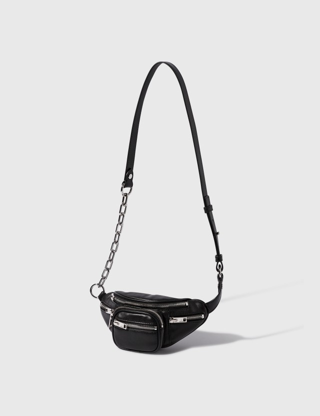Alexander Wang Attica Soft Mini Fanny Pack Black Women