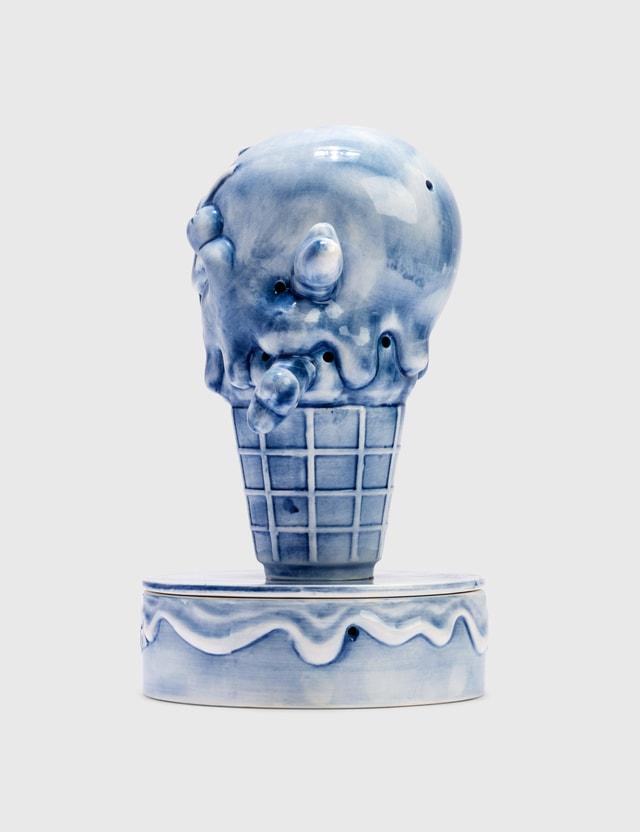 Yeenjoy Studio Yeenjoy x Icecream Incense Burner Blue Unisex