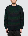 Norse Projects Sigfred Brushed Stripe Sweater Picutre