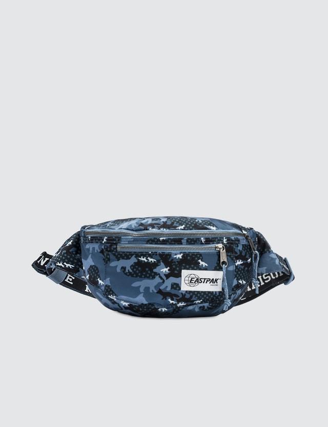 Maison Kitsune Maison Kitsune X Eastpak Bundel Belt Bag