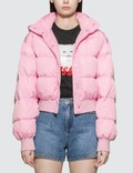 MSGM Basic Short Down Jacket Picutre
