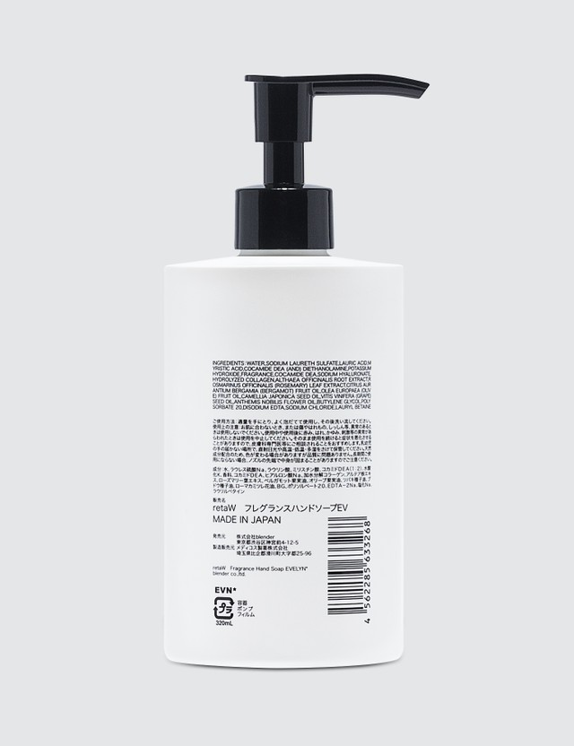 Retaw Evelyn Fragrance Liquid Hand Wash