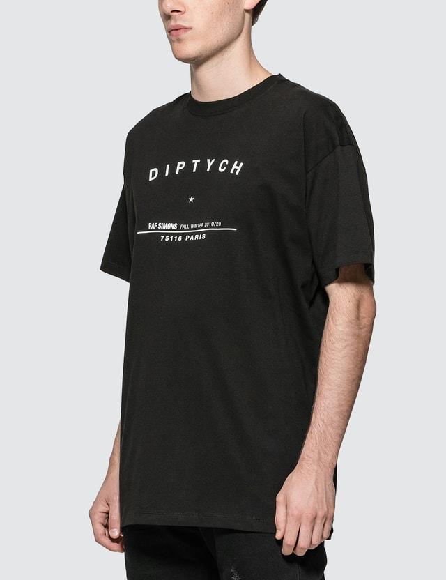 Raf Simons Big Fit Tour T-shirt