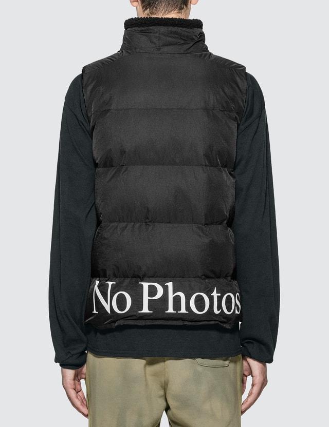 #FR2 Photographer Padding Nylon Vest