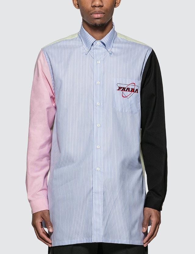Prada Oxford Cotton Shirt