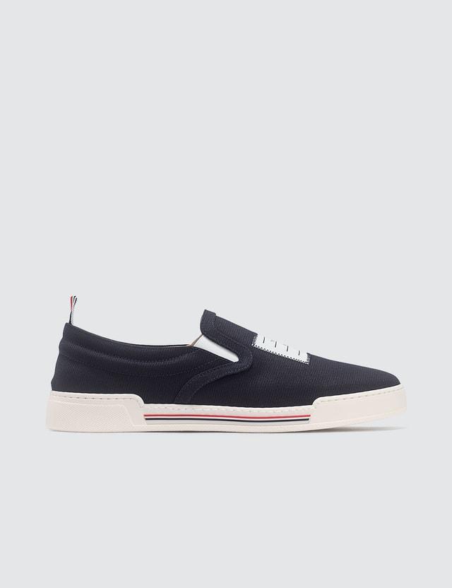 Thom Browne Slip-on Sneaker