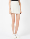 Wood Wood Bright White Mabel Skirt Picture