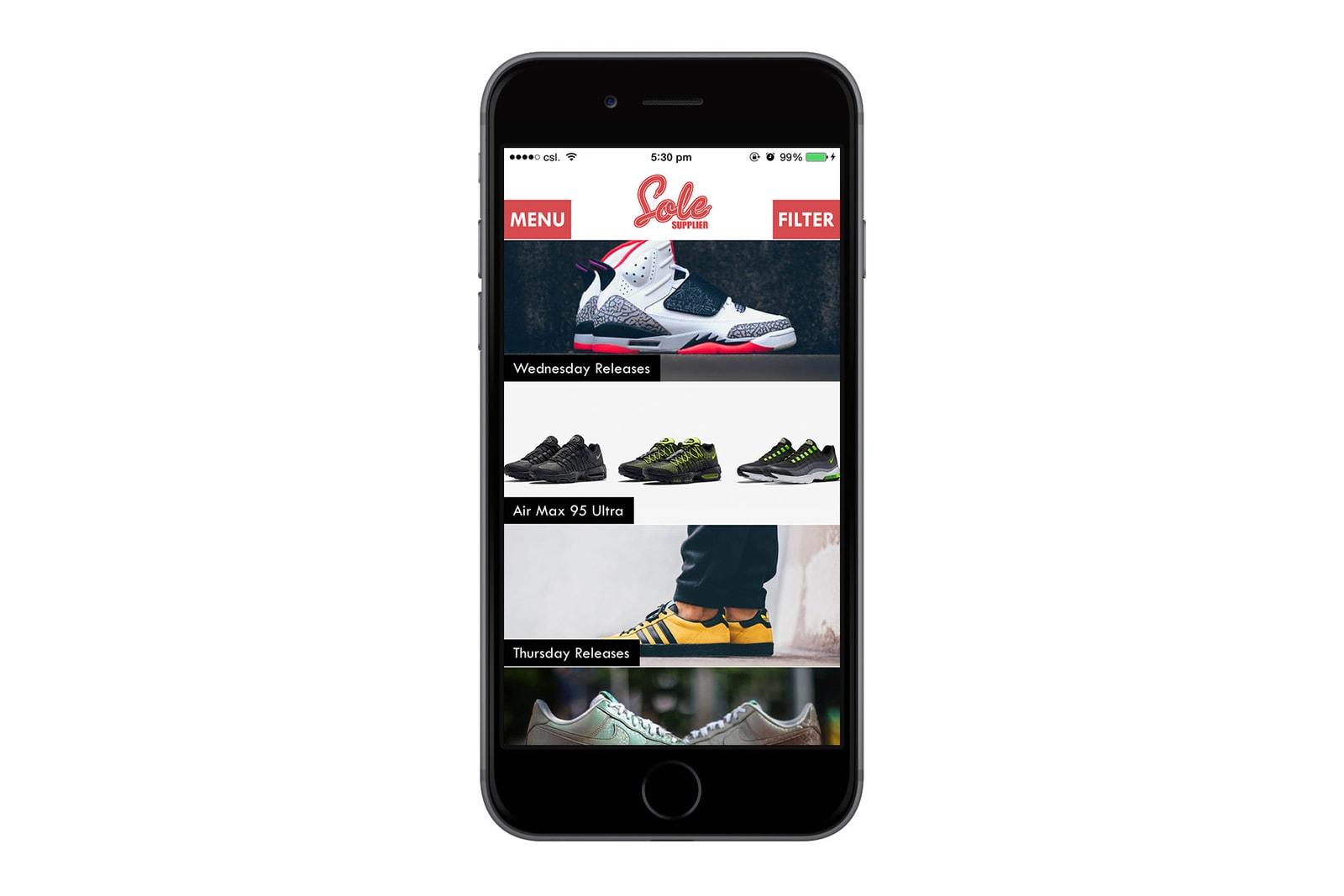 Sneakers Apps