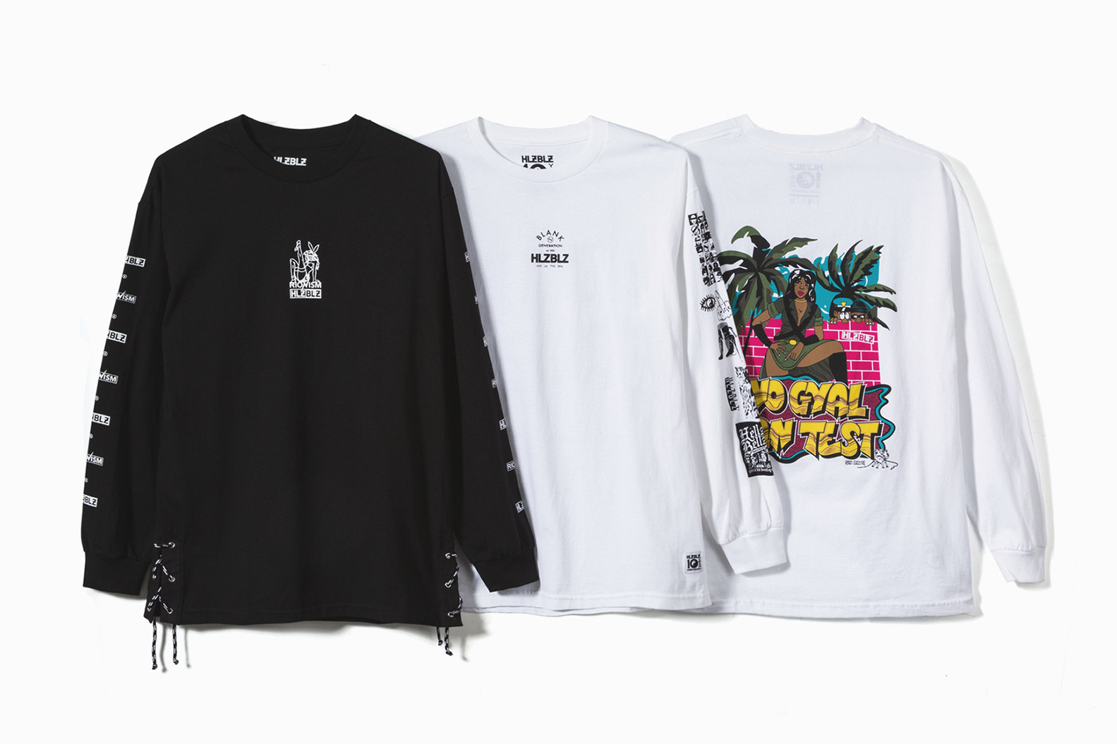 HLZBLZ POWERS OF 10 Capsule Lookbook