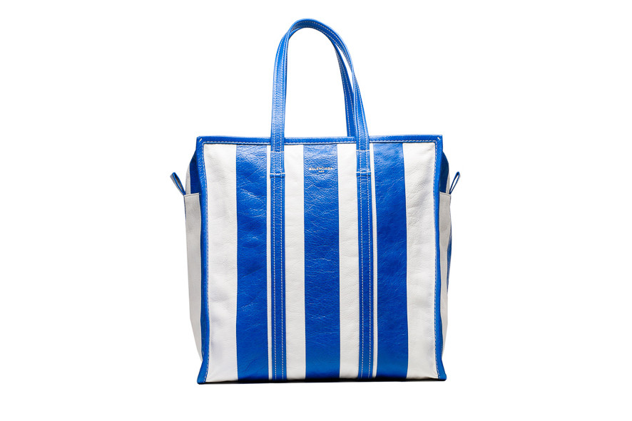 Balenciaga Demna Gvasalia Bazar Shopper Bag Pop Up Osaka