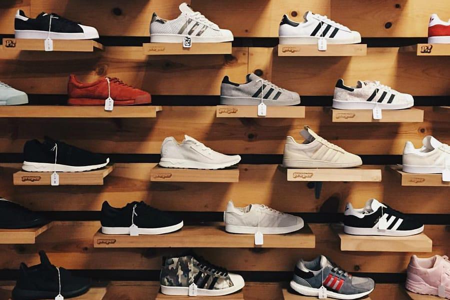 Shop Women's Sneakers on US West Coast