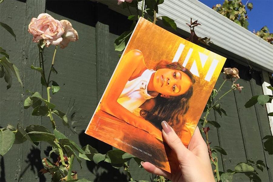IN Mag Sukeban gal-dem Anxy Print Magazine