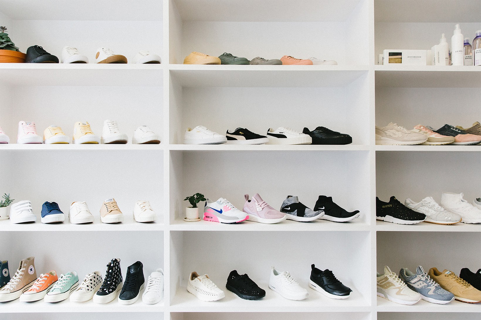 Stores For Women's Trainers in the UK