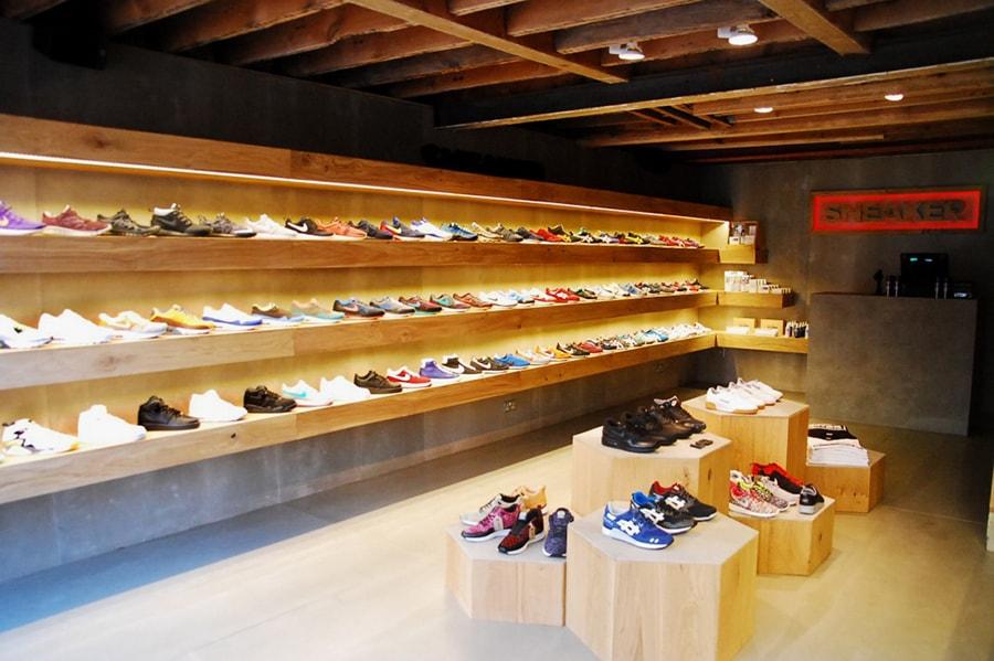 Womens Sneakers UK London Nike adidas PUMA Sole Searching