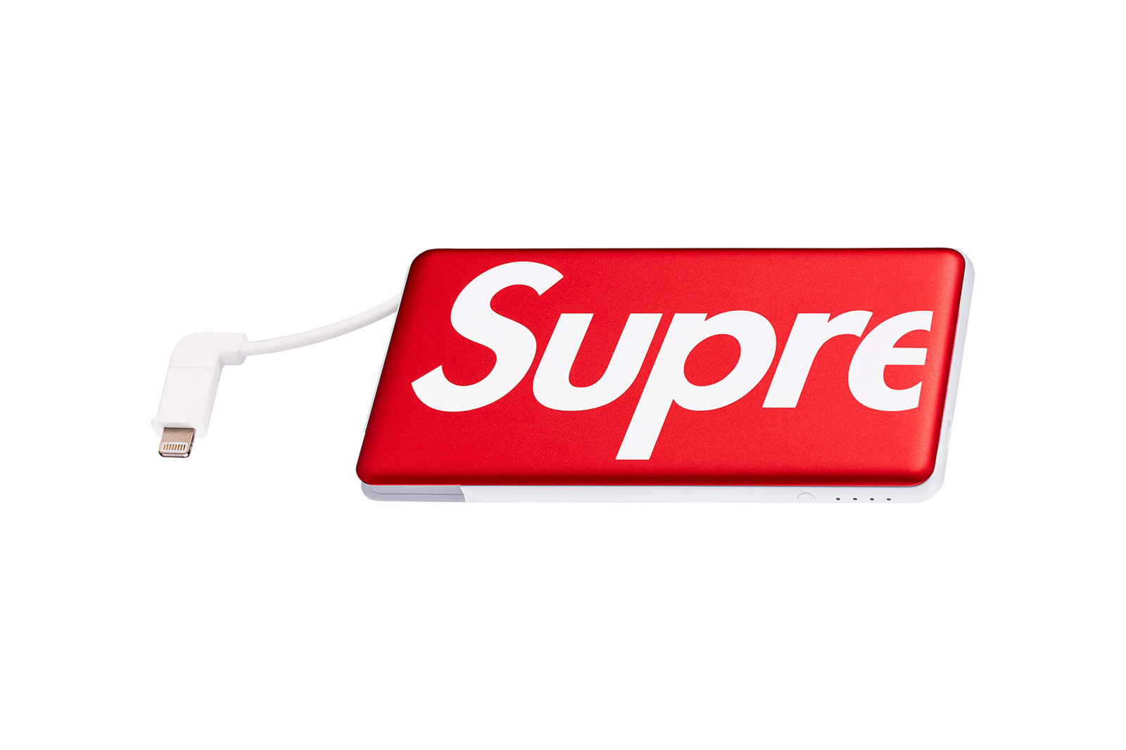 Editor's Pick Supreme x mophie Powerstation Plus Mini