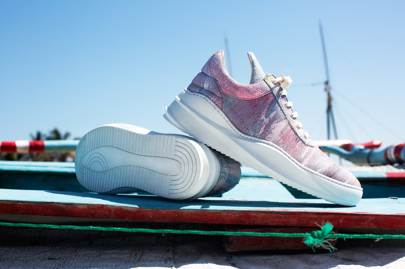Filling Pieces 2017 Spring Summer Collection