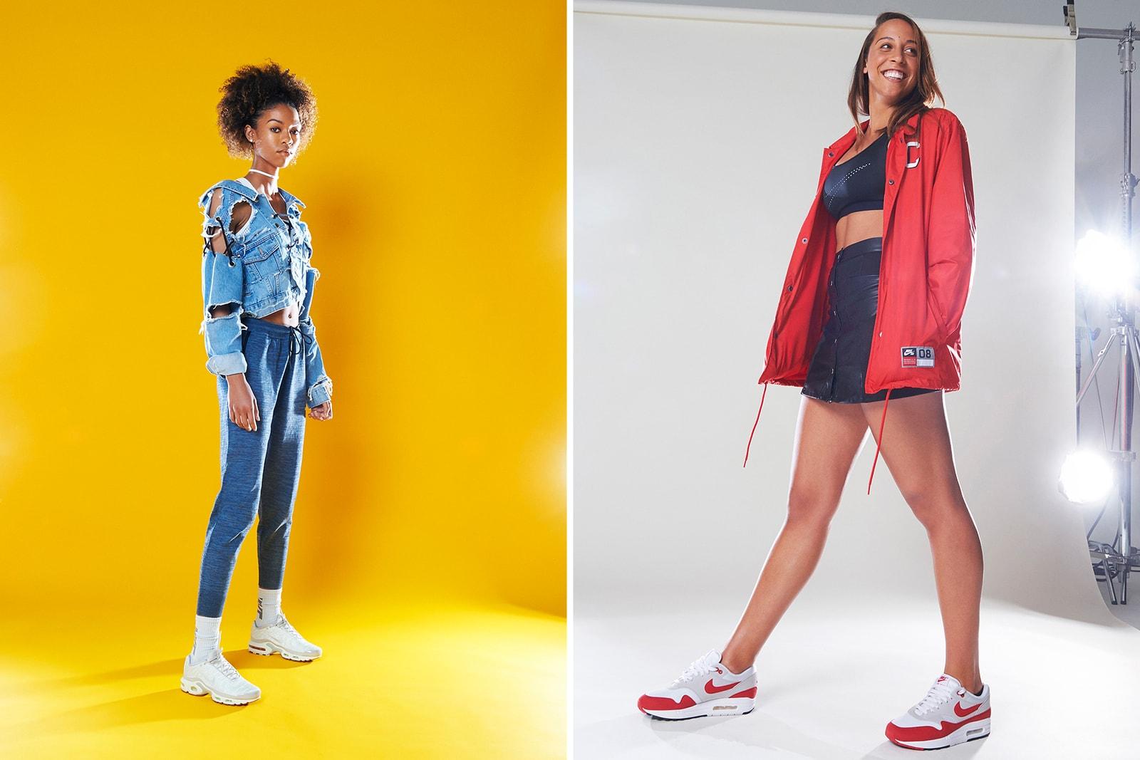 Nike Air Max Day Vashti Cunningham Madison Keys