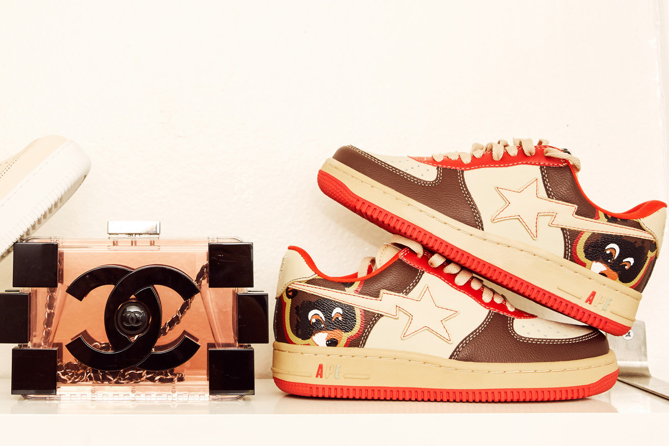 Aleali May Sneakers Closet Coveteur