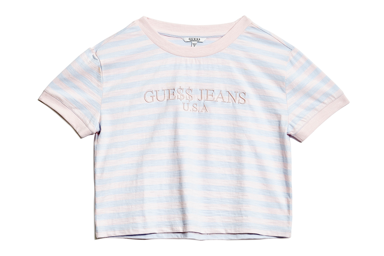 5c51376b48d7 A$AP Rocky x GUESS Ice Cream and Cotton Candy 2017 Summer Collection