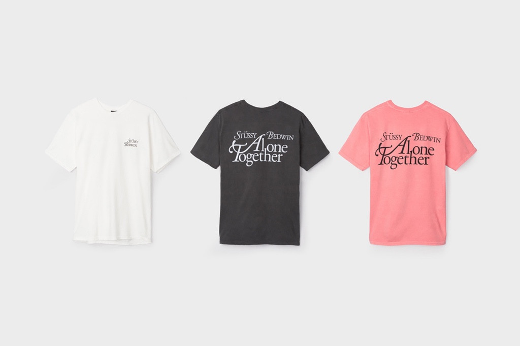 BEDWIN & THE HEARTBREAKERS x Stussy 2017 Spring Collection