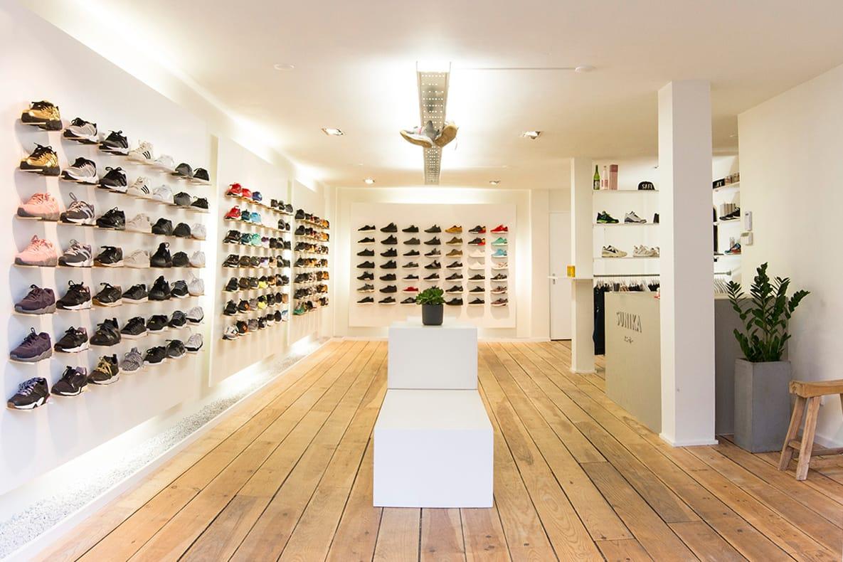 Sneakers in Netherlands