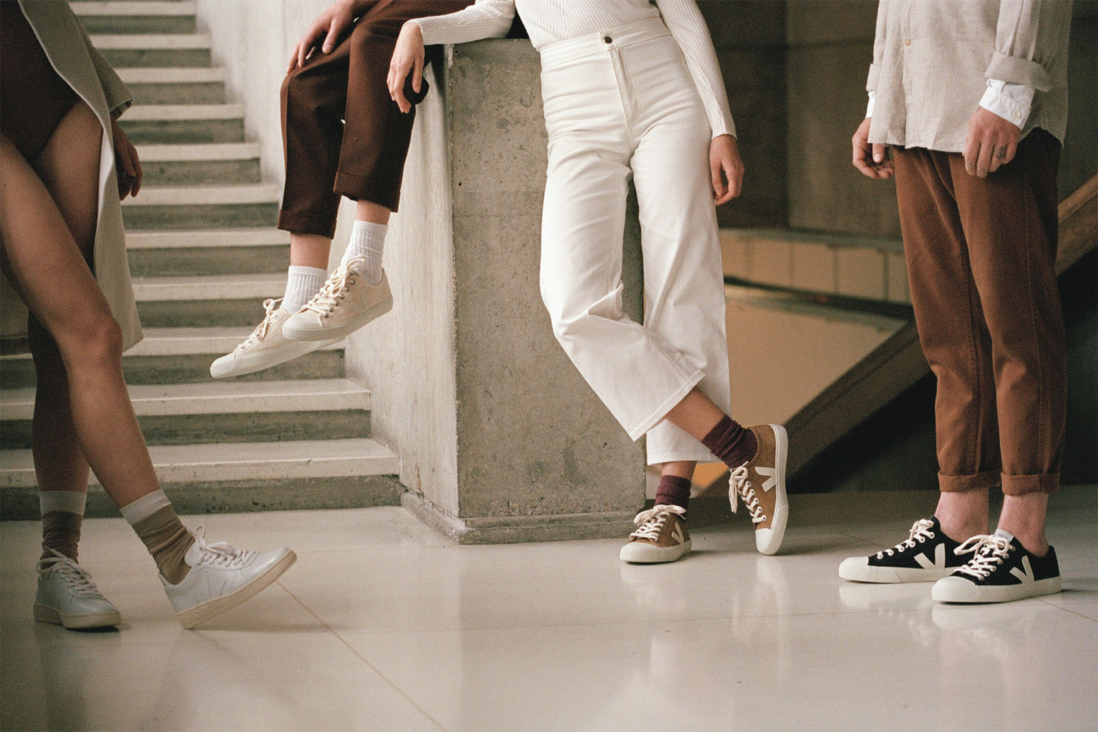 earth day sustainability eco friendly brands stella mccartney veja reformation ilia beauty