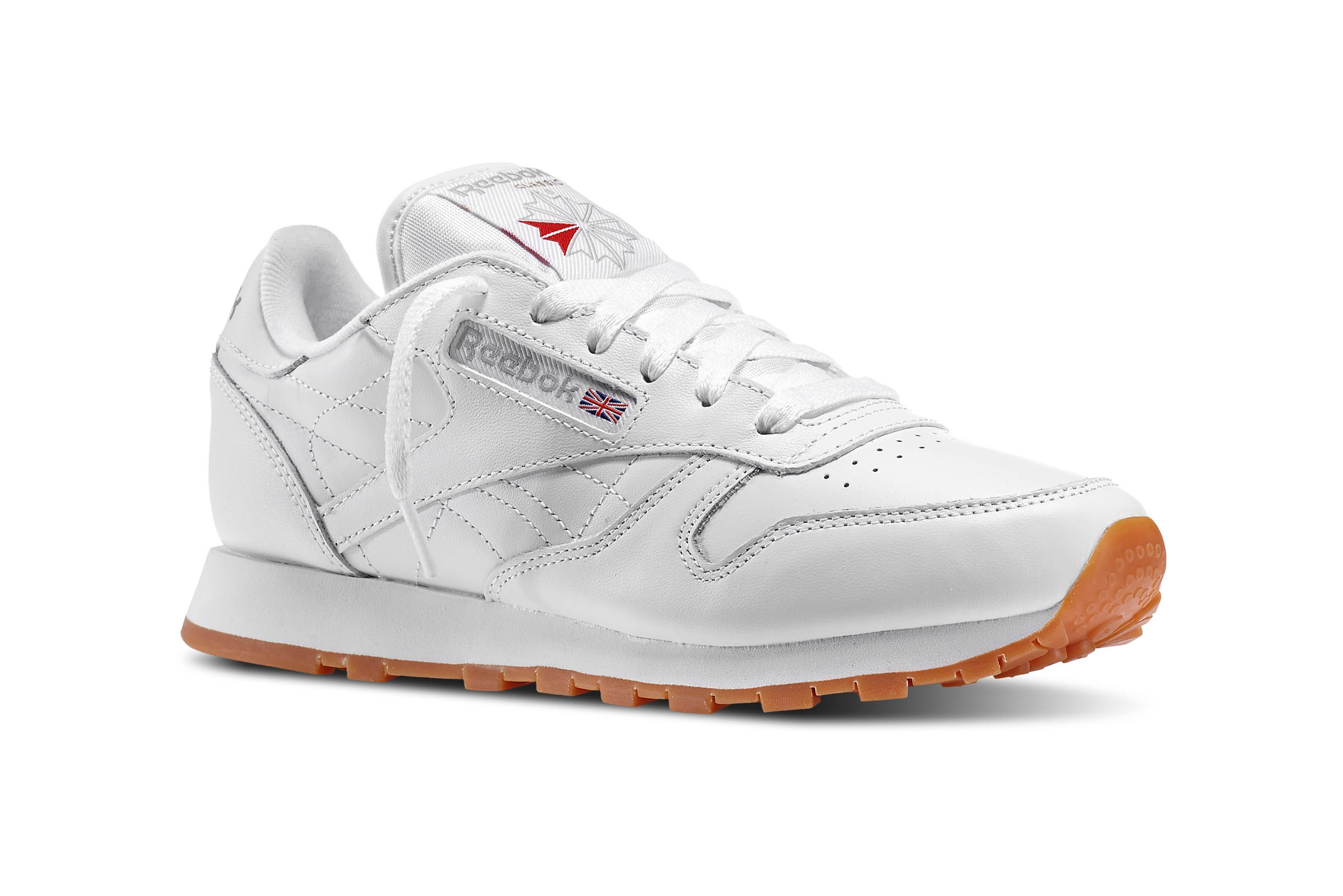 Reebok Classic Leather Is Your Summer
