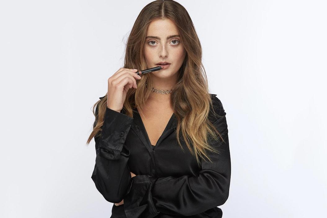 NUDESTIX Taylor Frankel Co-Founder Interview Makeup Beauty
