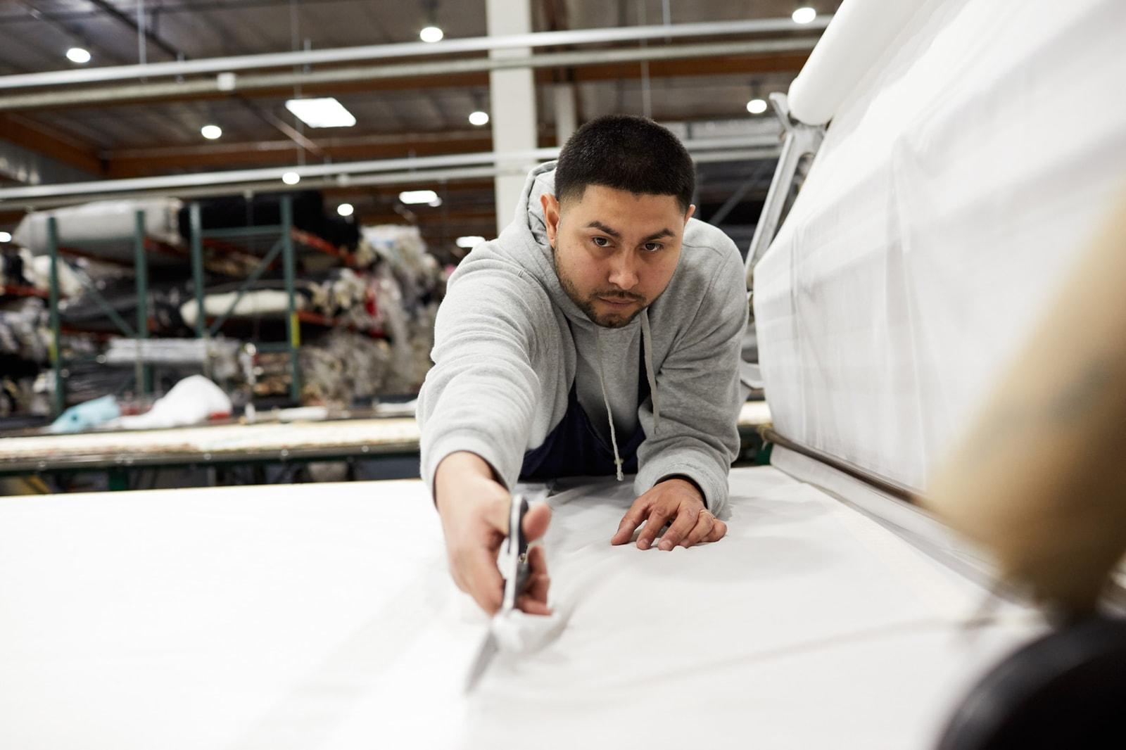 Reformation Factory Yael Aflalo