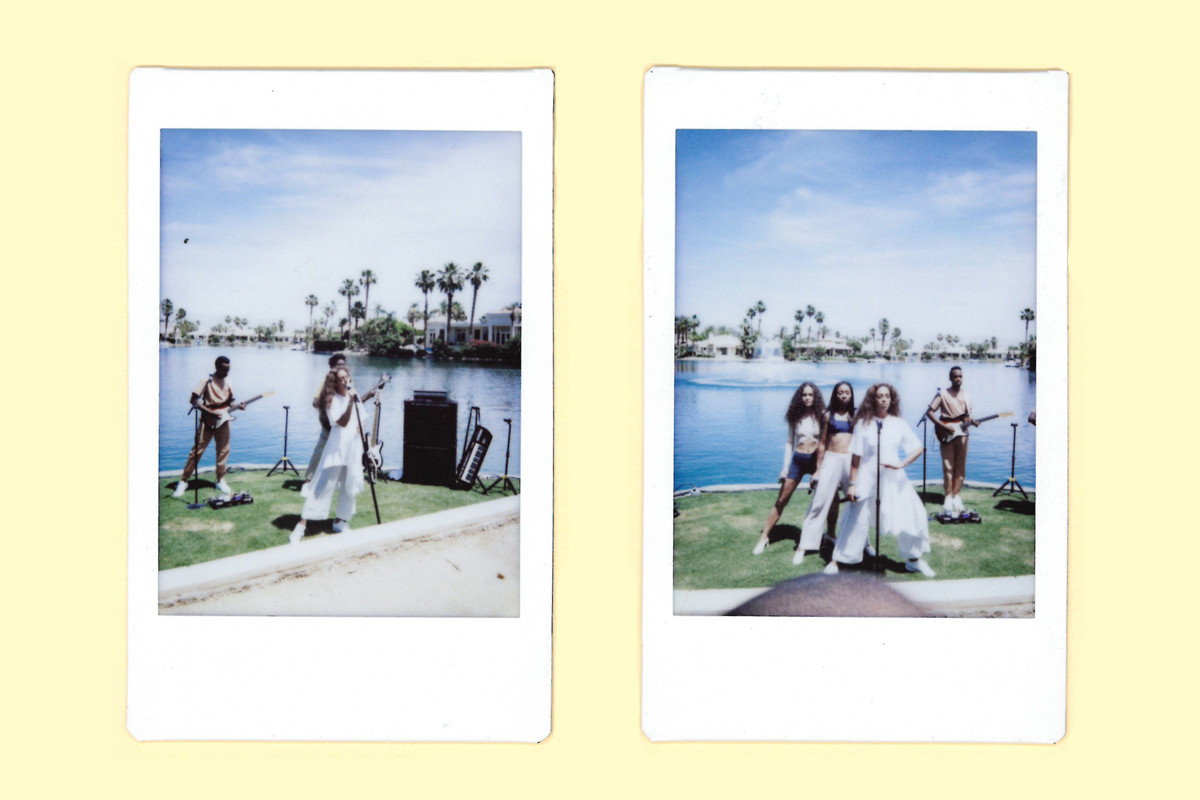 Solange Reebok Classics Coachella Interview