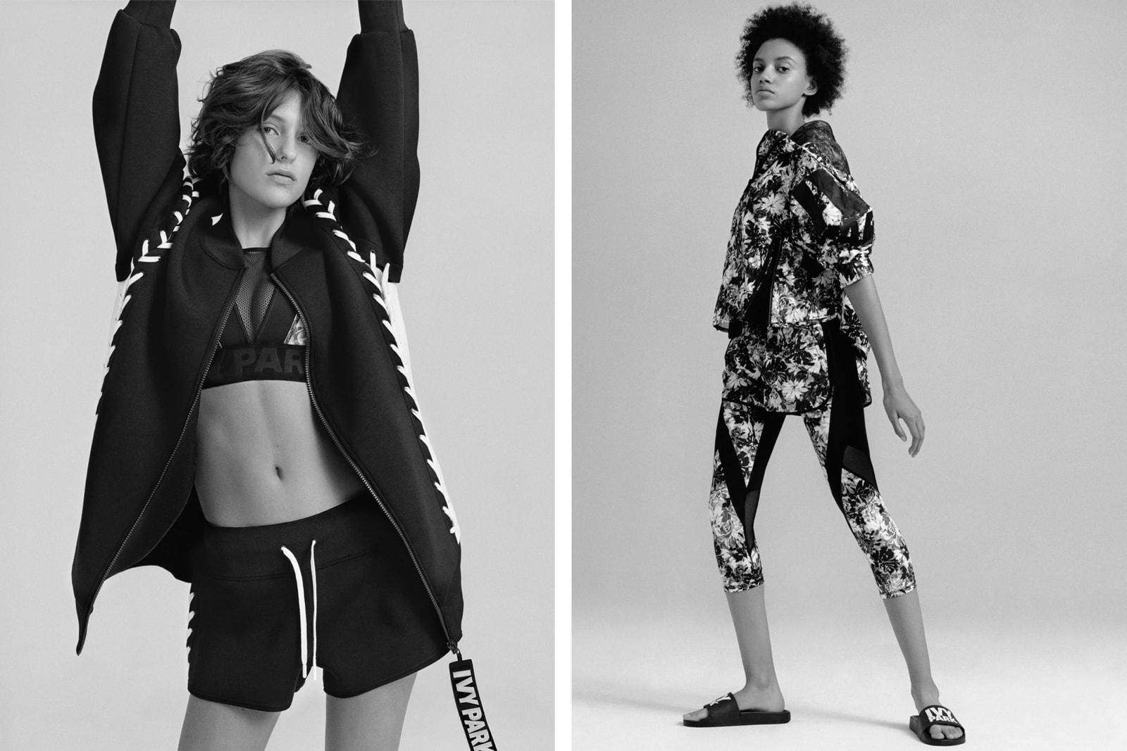 IVY PARK 2017 Spring Summer Campaign Beyonce SZA Chloe Halle Selah