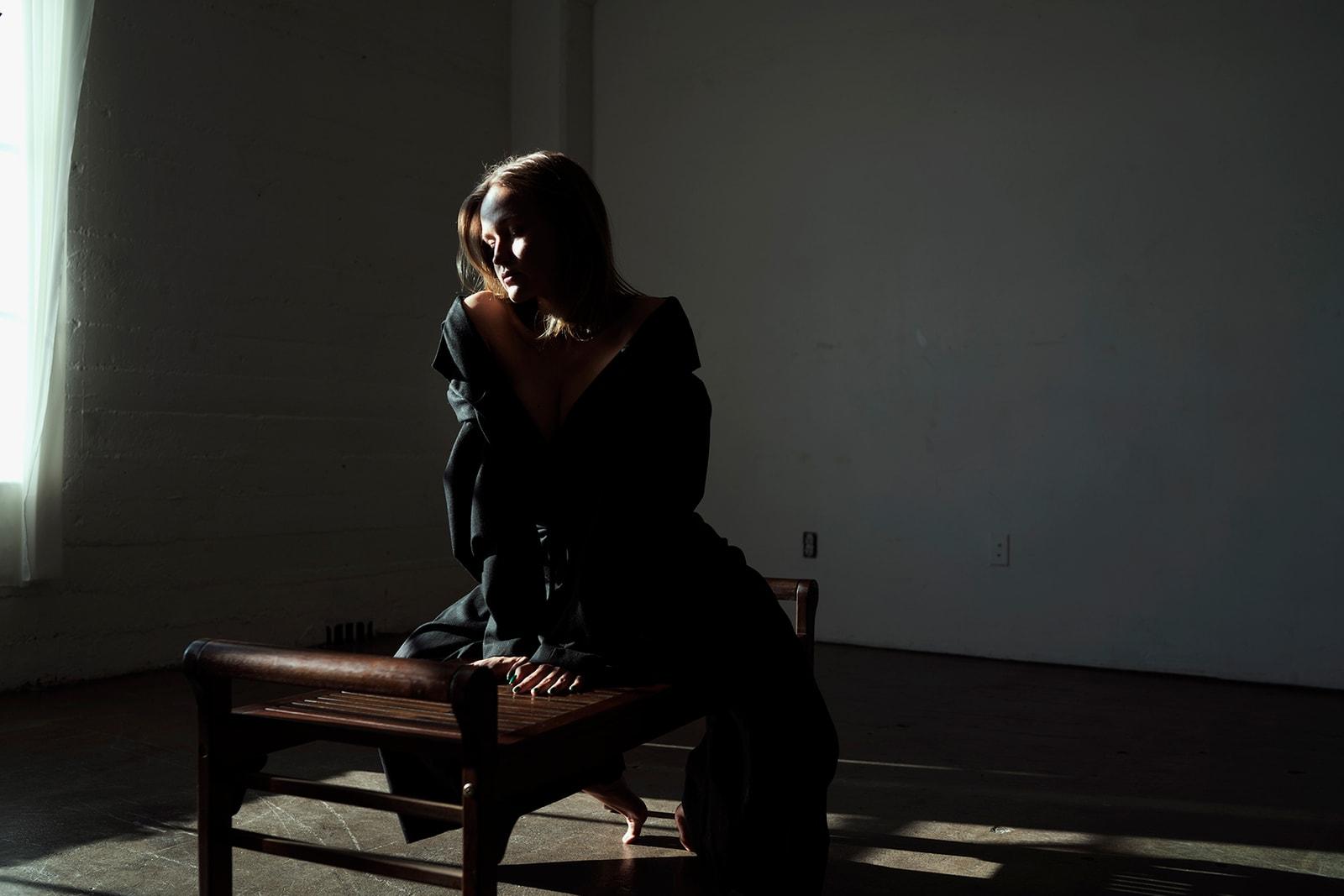 Sasha Samsonova Kylie Jenners Photographer director gallant