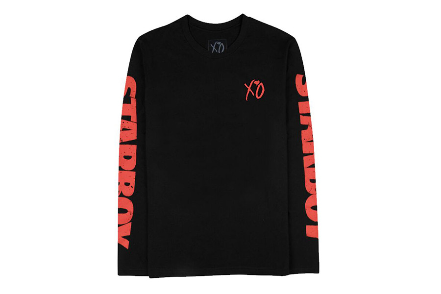 The Weeknd Starboy 96 Hour Drop Merch
