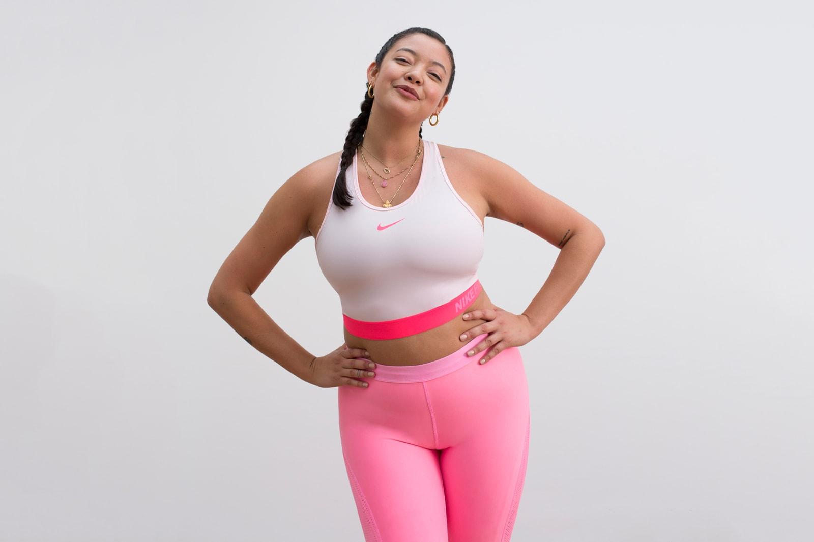 Naomi Shimada ASOS Nike Free TR7