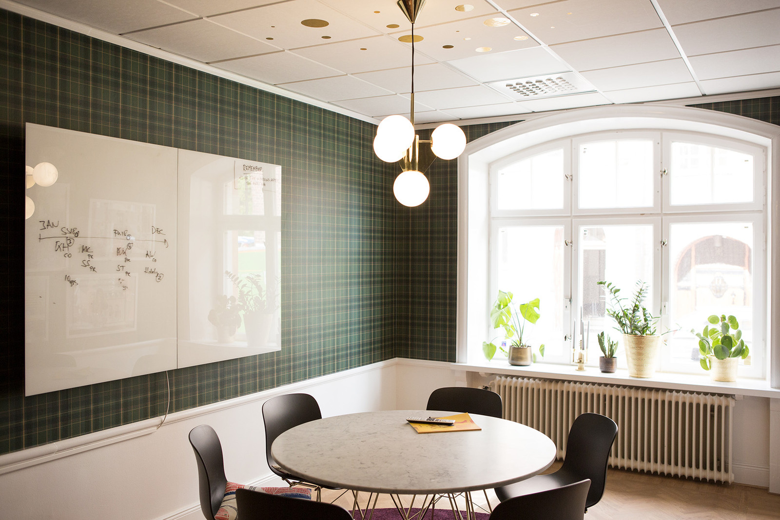 Happy Socks HQ Stockholm Sweden Office Interior