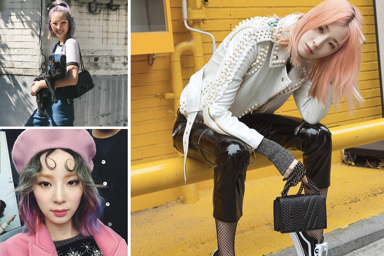 Korean instagram style influencer yoon ambush irene kim hoyeon jung fashion