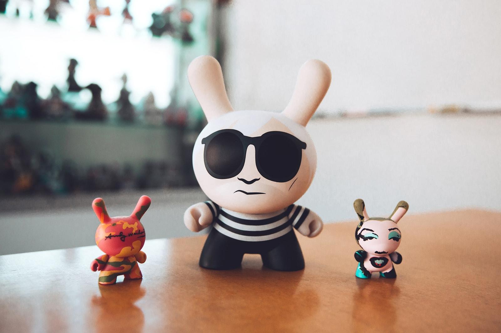 Sharon Park Kidrobot Interview