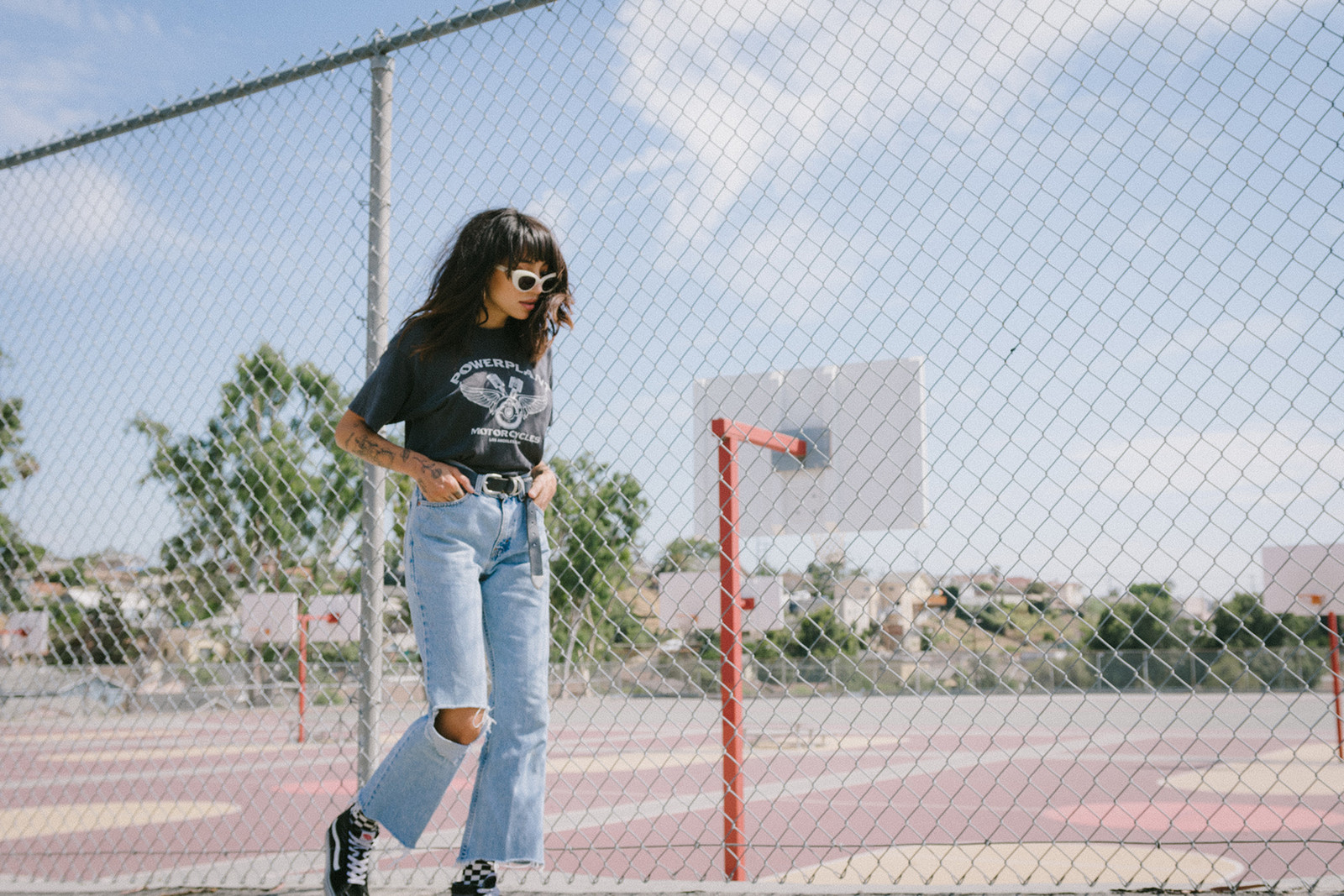 Holywater Alie Layus BAEwatch DJ Photographer Fashion Curator Model Los Angeles Virgin Gold Cult Hush Cruel Youth